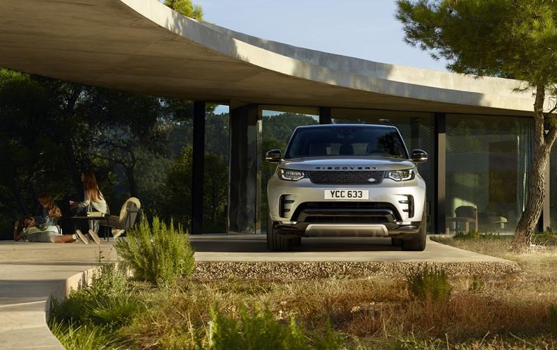 Land Rover comemora 30 anos do Discovery com edição limitada