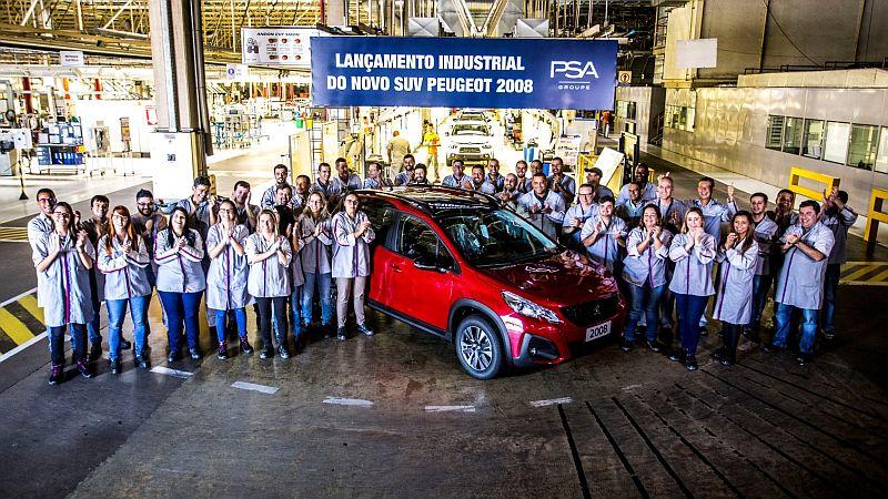 Reestilizado, novo Peugeot 2008 começa a ser fabricado no Brasil