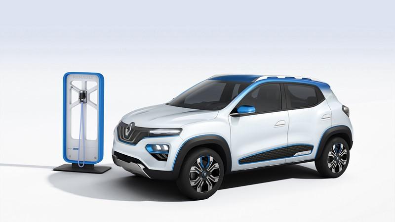 Renault vai revelar Kwid elétrico durante o Salão de Xangai