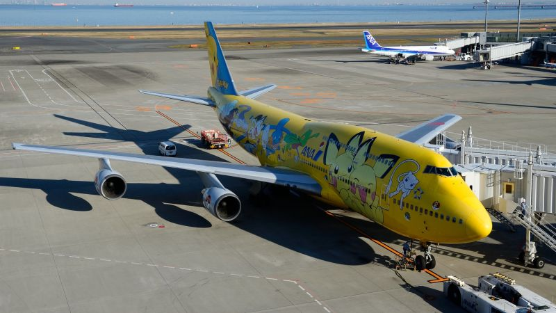 Aviões com as pinturas mais exóticas do mundo