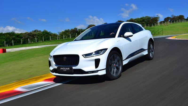 Elétrico, Jaguar I-Pace chega ao Brasil por R$ 437 mil