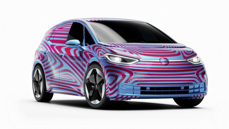 Primeiro carro elétrico da Volkswagen entra em pré-venda na Europa