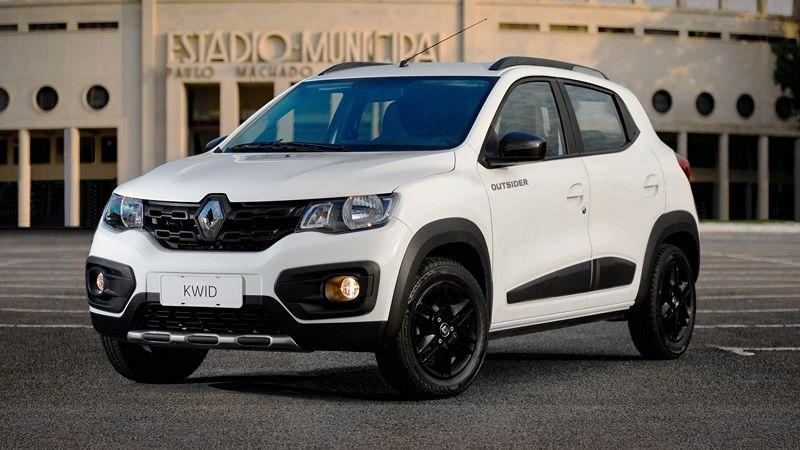 Renault Kwid Outsider é lançado por R$ 43.990