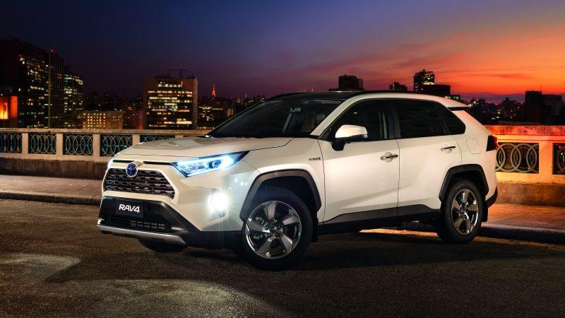 Novo Toyota RAV4 híbrido é lançado a partir de R$ 166 mil