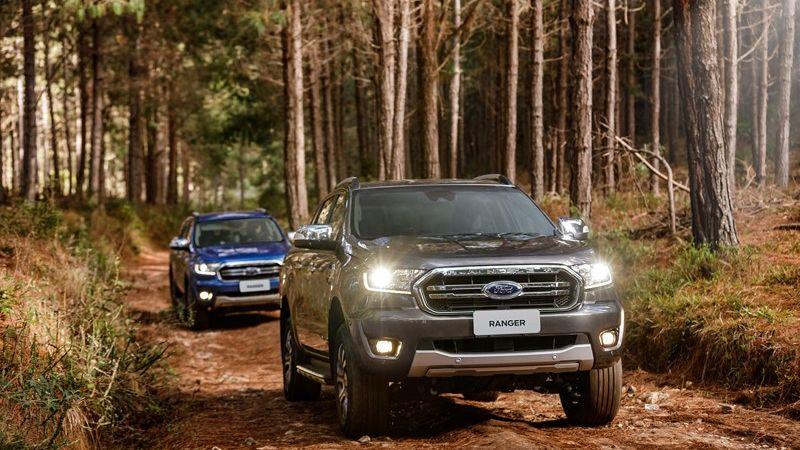 Ford Ranger 2020 recebe retoque visual e novos itens, mas perde versões flex