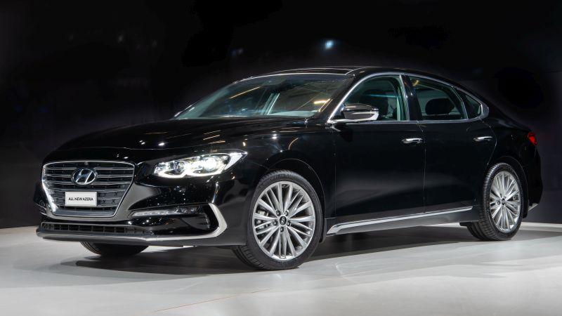 Novo Hyundai Azera é lançado no Brasil por R$ 270 mil