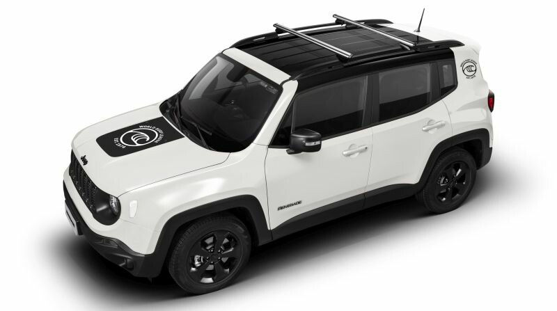 Limitado a 500 unidades, Jeep Renegade WSL é lançado por R$ 99.590