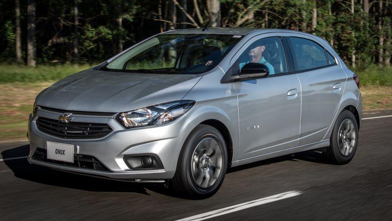 Conheça os 30 carros mais vendidos no Brasil durante o primeiro semestre