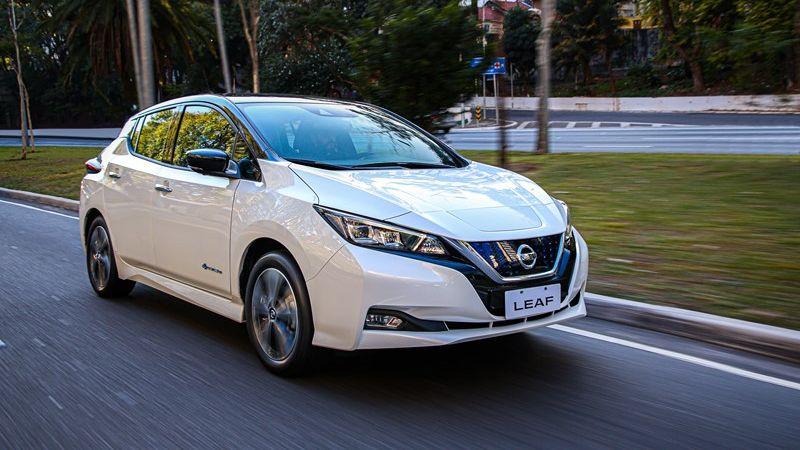 Nissan Leaf é lançado por R$ 195 mil no mercado brasileiro