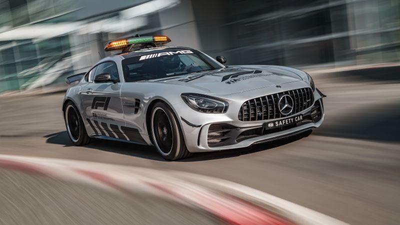 Safety Car: veja quais são os carros de segurança mais legais do automobilismo