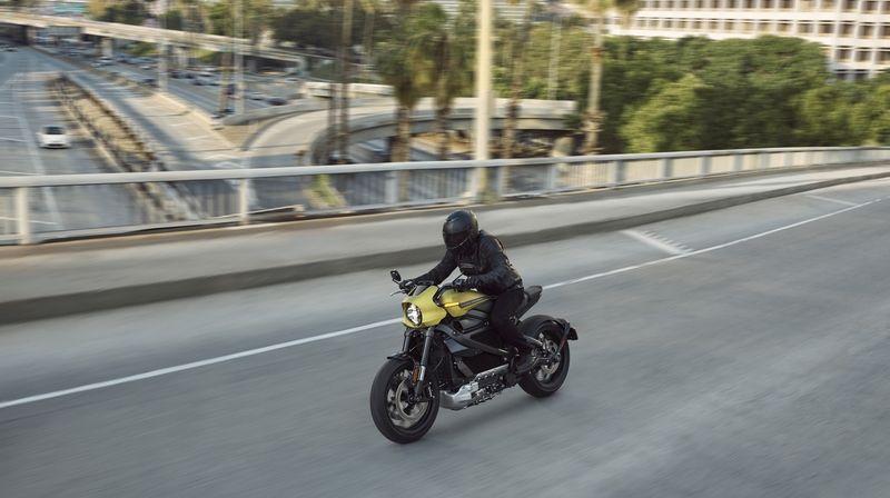 Moto elétrica da Harley-Davidson tem novos detalhes divulgados