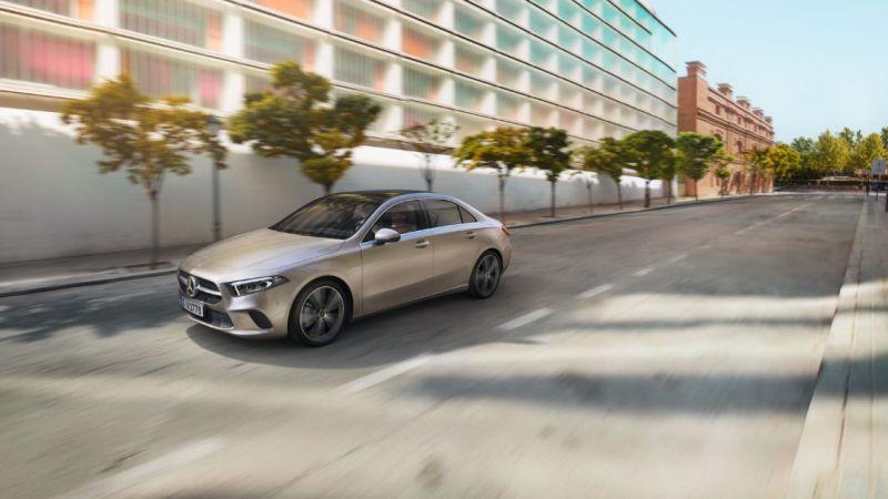 Mercedes-Benz Classe A Sedan é lançado a partir de R$ 140 mil