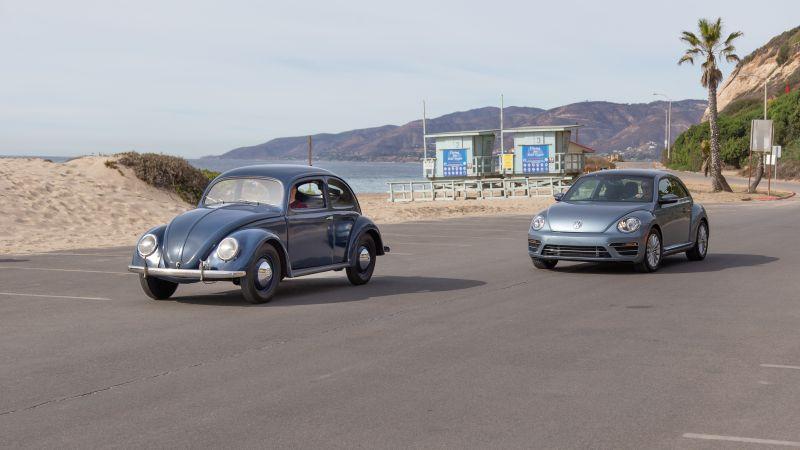 Produção do VW Fusca é encerrada: relembre a evolução do besouro