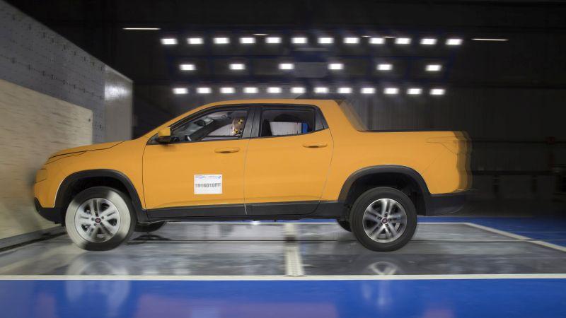 FCA inaugura centro de segurança veicular na fábrica de Betim (MG)