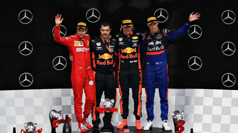 Opinião: Verstappen vence o maluco GP da Alemanha com Vettel e Kvyat no pódio