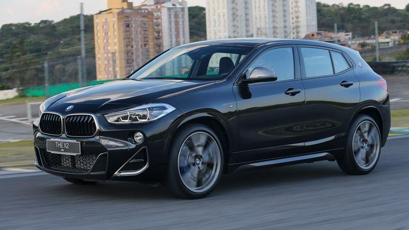 BMW X2 M35i entra em pré-venda no Brasil por R$ 320 mil