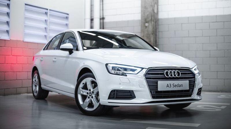 Audi celebra 25 anos no Brasil com versão especial do A3 Sedan