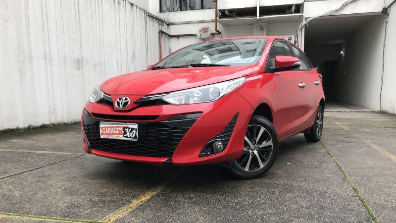 Testamos: Toyota Yaris XLS é uma das opções mais racionais do segmento