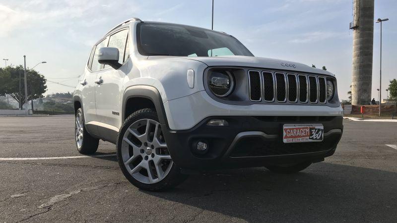 Testamos: Jeep Renegade Limited 1.8 triunfa na dirigibilidade e peca no motor
