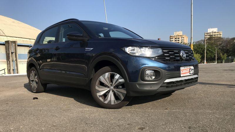 Testamos: Volkswagen T-Cross Comfortline é um SUV com estabilidade de hatch