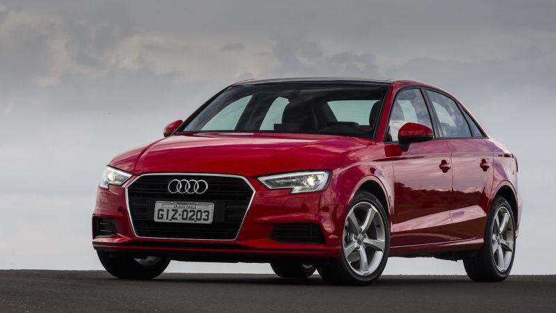 Audi vai repor gratuitamente grades furtadas dos modelos A3, A4 e Q3