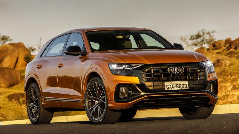 Audi Q8 desembarca no mercado brasileiro; preços começam em R$ 494.990
