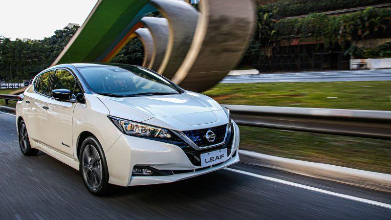 Revisões do Nissan Leaf custam 30% a menos que as de um carro a combustão