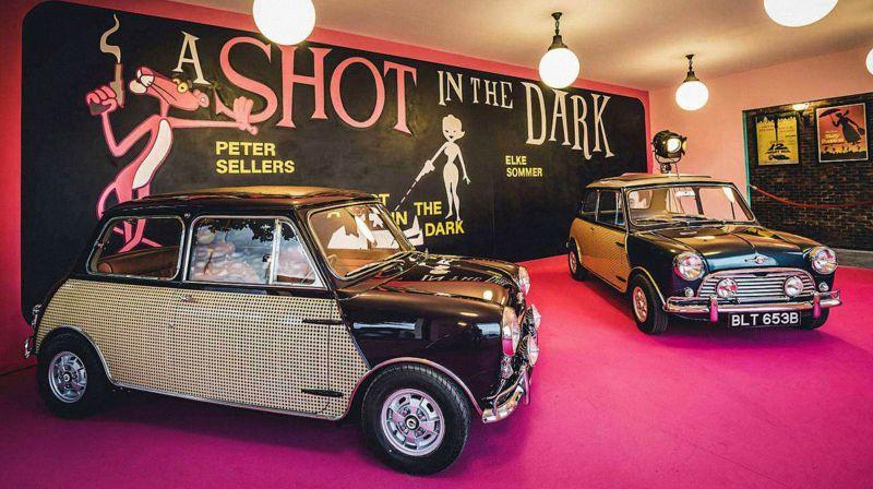 MINI celebra os 55 anos de sua estreia no cinema; veja filmes com carros marcantes