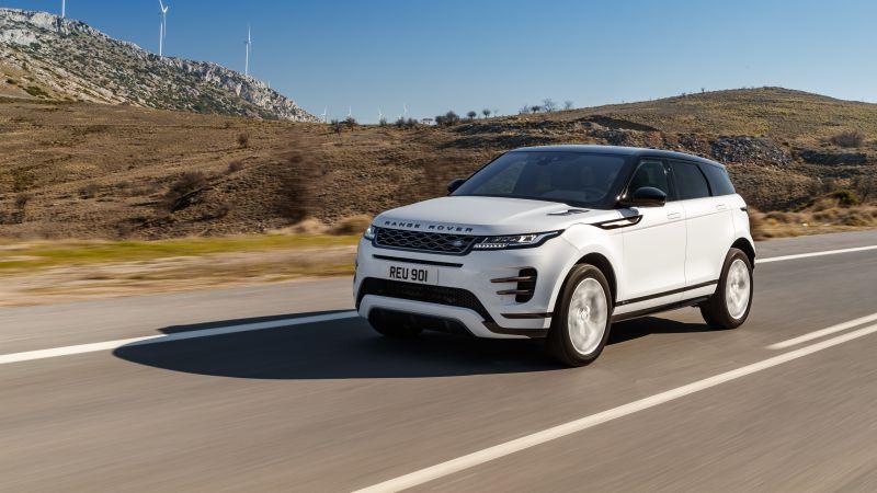 Novo Land Rover Evoque ganha nova versão com motor flex no Brasil