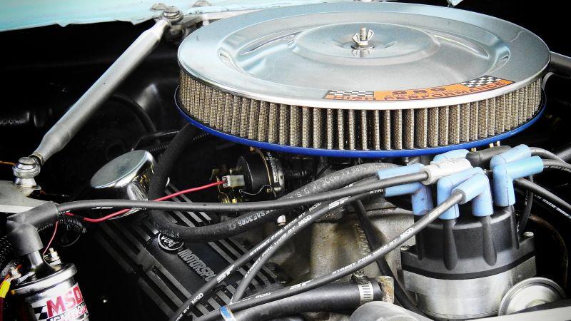 Estudo revela que filtro de ar esportivo não aumenta a potência do carro