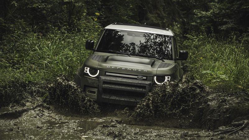 Land Rover apresenta novo Defender e confirma lançamento no Brasil em 2020