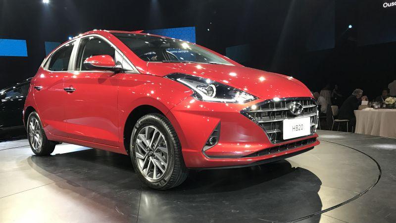 Novo Hyundai HB20 é revelado oficialmente: preços começam em R$ 46.490