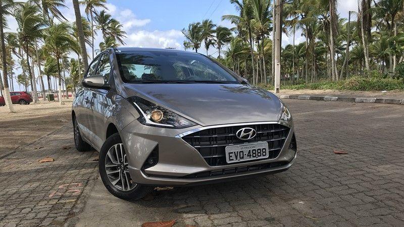 Andamos: Novo Hyundai HB20 melhora dirigibilidade e evolui com o novo motor turbo