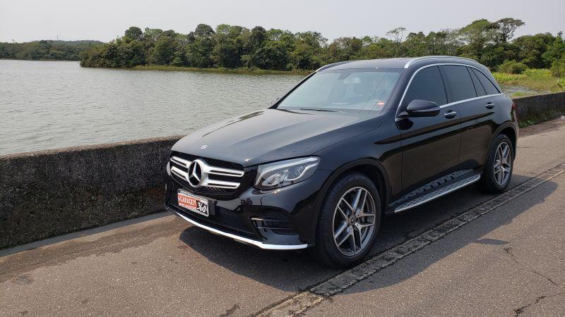 Testamos: por R$ 280.900, Mercedes-Benz GLC 250 Highway entrega elegância aliada a conforto e potência