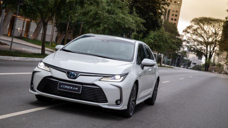 25 carros legais para comprar pelo preço do novo Toyota Corolla 2020