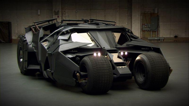 Batman completa 80 anos: veja a evolução do Batmóvel