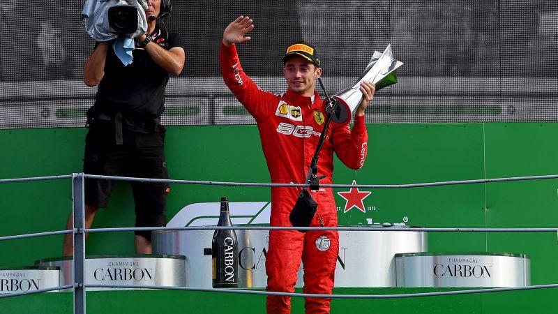 Opinião: Charles Leclerc vence e garante festa da Ferrari no GP da Itália