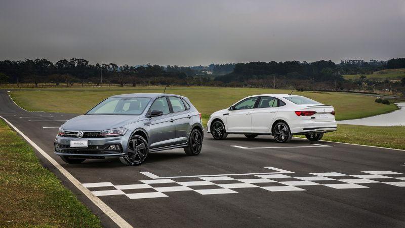 Volkswagen confirma Polo e Virtus GTS para 2020