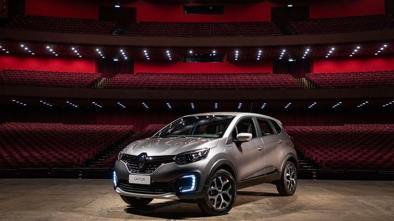 Renault lança série especial do Captur equipada com som da Bose