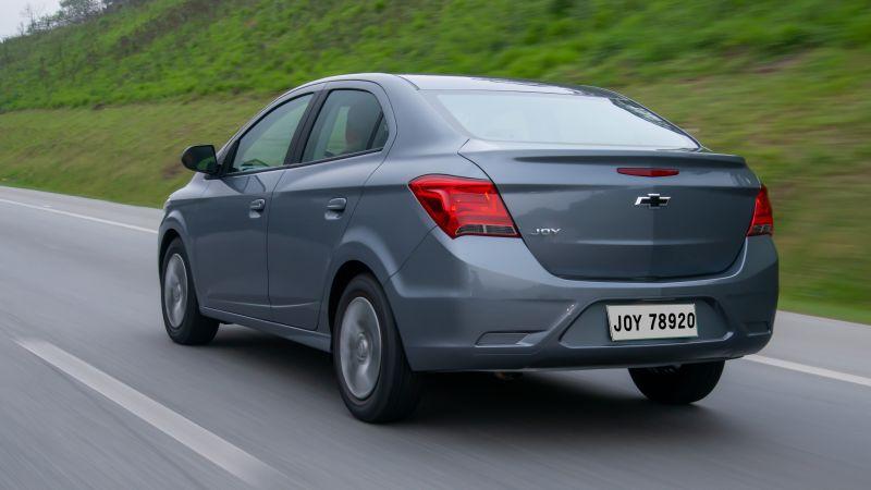Chevrolet Prisma é rebatizado e vira Joy Plus: preços começam em R$ 51.290
