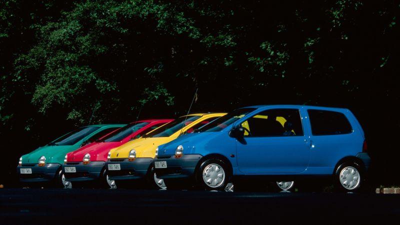 Chamativos: relembre alguns carros com pinturas exóticas