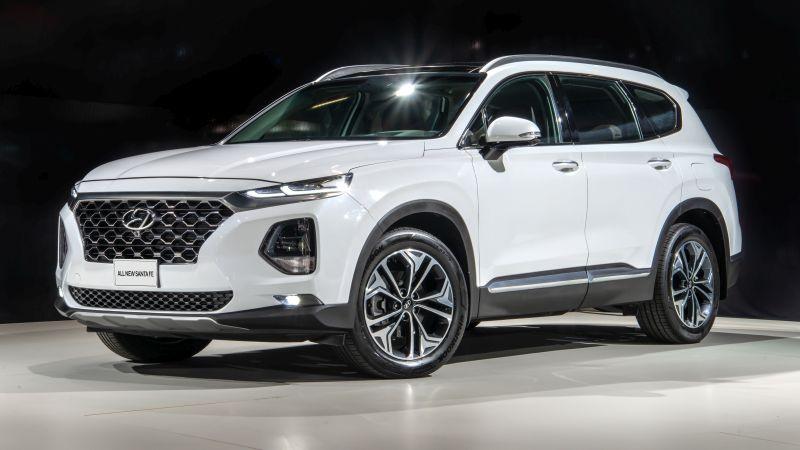 Novo Hyundai Santa Fe chega ao Brasil por R$ 297.300
