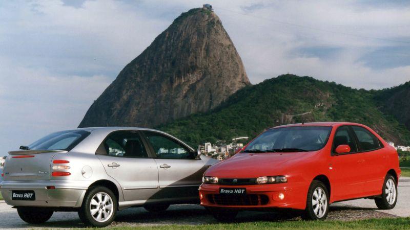Memória: há 20 anos, Fiat lançava Brava no mercado brasileiro