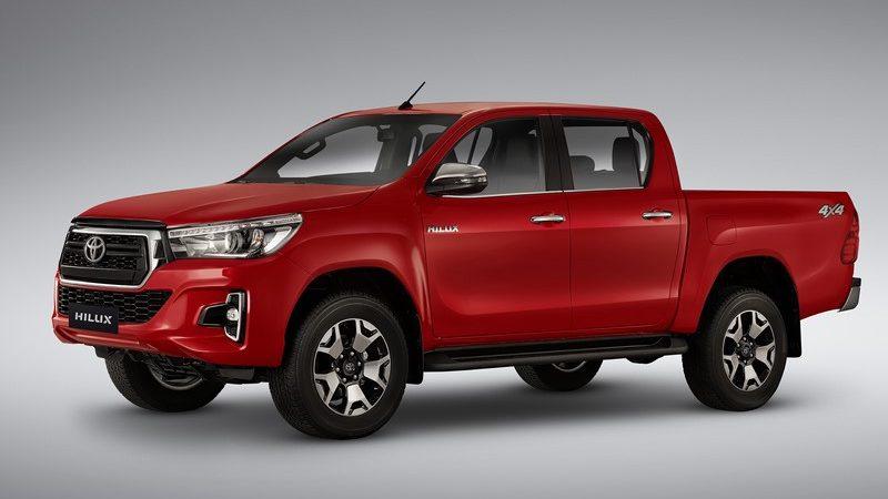 Chevrolet S-10 ou Toyota Hilux: qual picape desvaloriza mais?