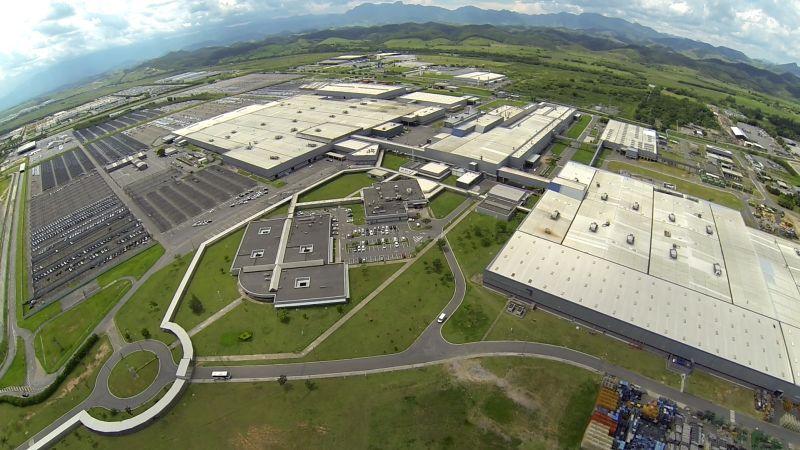 Grupo PSA vai modernizar fábrica do RJ para produção de novos modelos