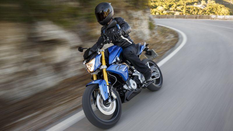 Recall da BMW convoca as motos G 310 R e G 310 GS por problema nos freios