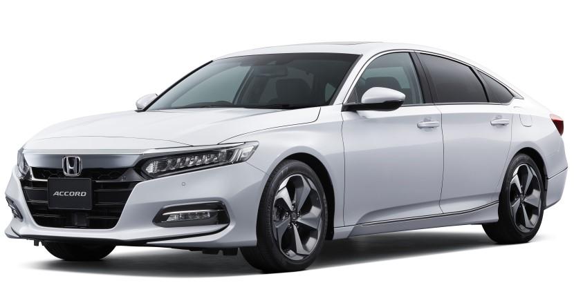 Accord será o primeiro híbrido da Honda no Brasil