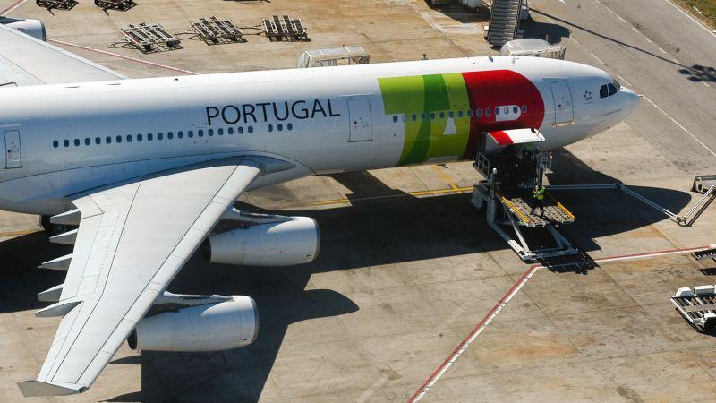 TAP se despede do Airbus A340 em vídeo