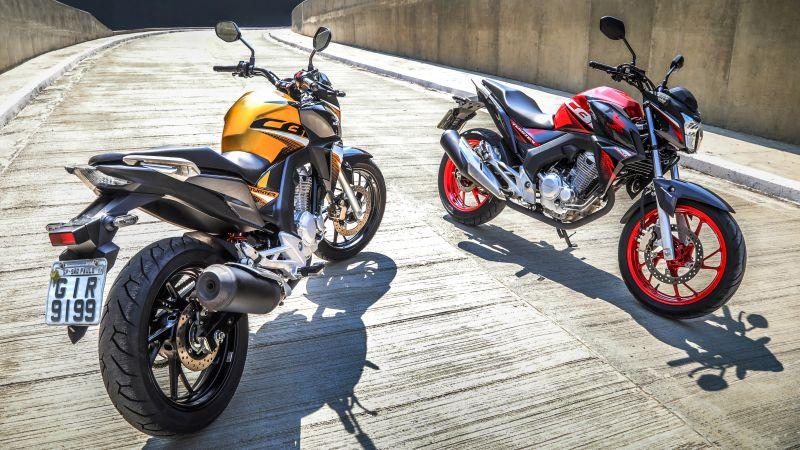 Com novas cores, Honda CB 250F Twister 2020 é lançada a partir de R$ 14.990