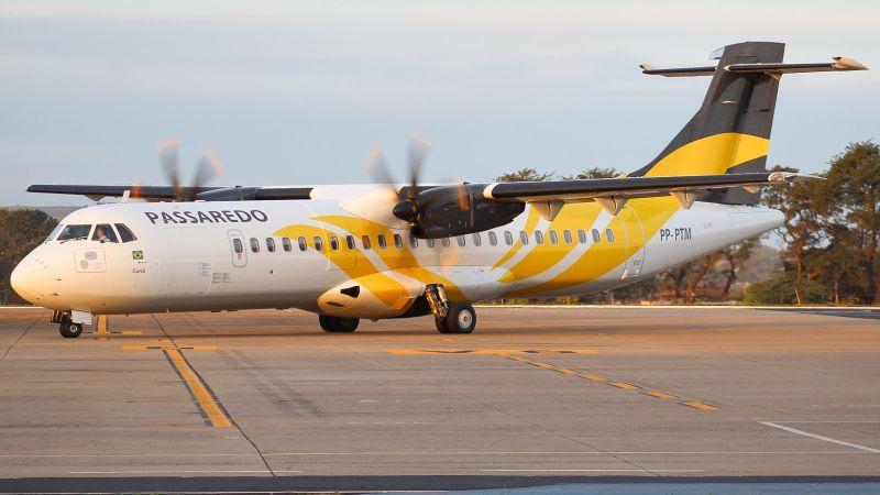 VoePass inicia operação no Aeroporto de Congonhas